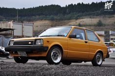 toyota starlet kp61 by hightopfade