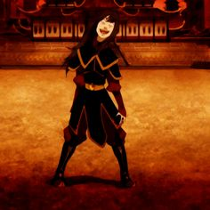 avatar the last airbender azula | animated gif