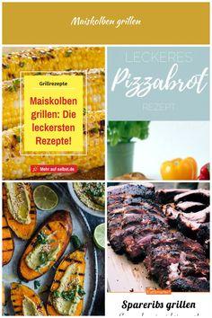 Maiskolben ist nicht gleich Maiskolben! Damit er gut schmeckt, ist mehr erforderlich, als ihn einfach auf den Grill zu werfen. Wir verraten dir die richtigen Kniffe und Rezepte, um einen köstlichen Maiskolben zu grillen! #maiskolben #mais #grillrezepte #grillen #grill #rezepte #selbst Grillen Maiskolben grillen Book And Magazine, Magazine Design, Beef, Food, Barbecue Recipes, Simple, Meals, Yemek, Steak