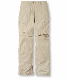 #LLBean: Women's ExOfficio Ziwa Convertible Pants with Insect Shield