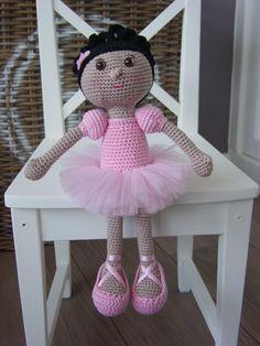 Ballerina Pattern available very soon via Philia