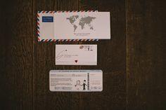 """Einladung """"Reise"""""""