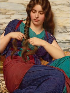ARTIST: John William Godward ~                              …