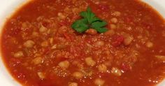 Recipe Chickpea, Tomato & Quinoa Soup (Veg & Gluten Free) by lisaarnold, learn to make this recipe easily in your kitchen machine and discover other Thermomix recipes in Soups. Side Dish Recipes, Soup Recipes, Cooking Recipes, Healthy Recipes, Thermomix Soup, Quinoa Soup, Recipe Community, Soups And Stews