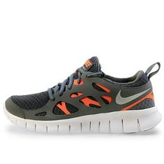 NIKE FREE RUN 2.0 (GS) (BOYS).. my kids are going to love them!!