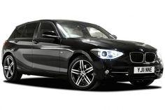 BMW 1 Series hatchback #windscreen http://www.windblox.com