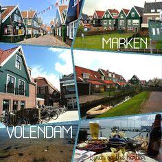 volendam marken amsterdam holland netherlands fishermen village