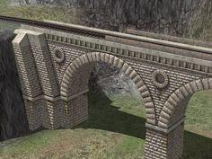 Historische #Steinbrücke. Ab #EEP8
