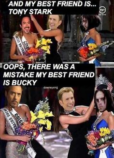 Civil War and Miss Universe << fandom, u ok?<<wow it's been a long time since that phrase was used for something other than Sherlock. Is Marvel taking the same path as Sherlock did?