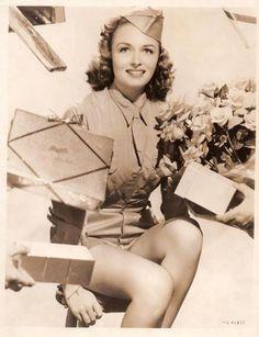 Donna Reed (January 27, 1921)