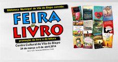 Feira do Livro no Centro Cultural de Vila do Bispo | Algarlife