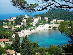Saint-Jean-Cap-Ferrat. One of my favorite places to visit.