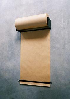 Paper Roller + paper