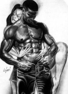 Renaissance Black Woman: Thought to Ponder : Men and Love