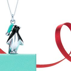 Tiffany Penguin...want need must have..