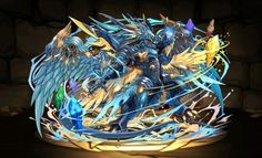 救翼の龍 騎神・シェリアス | パズドラ 究極攻略データベース