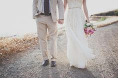 A Big Sur Elopement by Evynn LeValley Photography - Wedding Party