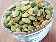 Find out why pumpkin seeds are healthy.