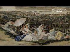 Obras comentadas: La pradera de San Isidro, Francisco de Goya, (1788) - YouTube