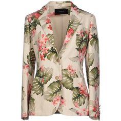 Tonello Blazer Blazer Jackets For Women, Blazers For Women, Mode Chic, Floral Blazer, Printed Blazer, Blazer Fashion, Lovely Dresses, Dress To Impress, Ideias Fashion