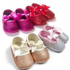 Fashion baby girl shoes Hot sale girl first walkers Bling baby girl shoes for 0-12 month baby Gold/Pink/Silver/hot pink colors #>=#>=#>=#>=#> Click on the pin to check out discount price, color, size, shipping, etc. Save and like it!