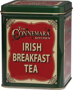 Irish Breakfast Tea in Tin