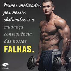 Atitudes falam mais que qualquer motivação.  #treinaquecresce #SaudeJa #esmagatudo