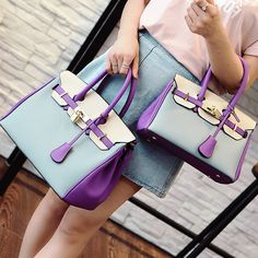 27.74$  Watch here - https://alitems.com/g/1e8d114494b01f4c715516525dc3e8/?i=5&ulp=https%3A%2F%2Fwww.aliexpress.com%2Fitem%2F2016-New-design-fashion-candy-color-zipper-lock-stitching-casual-totes-women-s-bat-bag-handbag%2F32688954431.html - 2016 New design fashion candy color zipper lock stitching casual totes women's bat bag handbag shoulder bag messenger bag purse