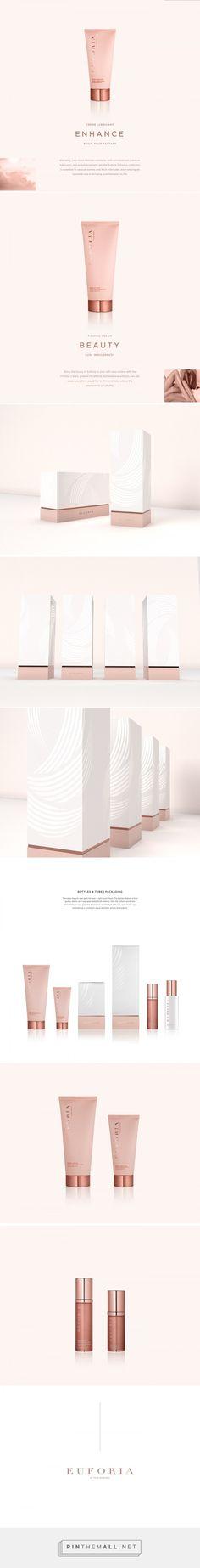 Euforia Luxury Intimacy Product Packaging by Eric DeMoss | Logo Designer Bradenton, Web Design Sarasota, Tampa Fivestar Branding Agency #intimacyproducts #packaging #packaginginspiration #packagedesign #package #design #designinspiration