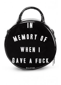 Killstar Memory Handbag | Attitude Clothing