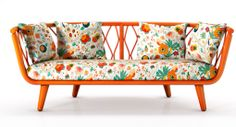 Muebles para esta primavera de Moooi: sofá Taffeta