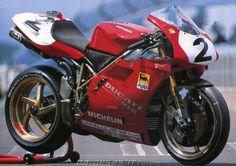 Ducati 916 racing