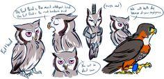 Fact Core - bird!Portal