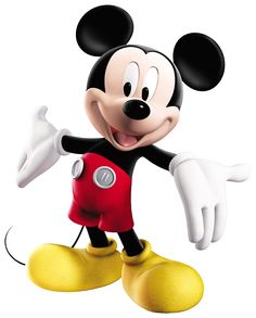Animals For > Mickey Mouse 3d Png