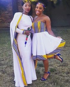 traditional african fashion looks amazing 75579 Country Style Wedding Dresses, Country Wedding Photos, Traditional Wedding Dresses, Evening Dresses For Weddings, Wedding Bridesmaid Dresses, White Wedding Dresses, African Attire, African Dress, African Outfits
