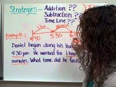 Flipping the 4th Grade Classroom  Math Instruction: Elapsed Time
