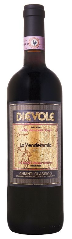 dievole chianti 2009 - best after breathing for an hour...takes on many faces within 3 days...goes from sharp to round....rustic to cocoa..good wine....concentrated