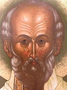 Ikon, Saints, Portrait, Face, Beautiful, Byzantine, Headshot Photography, Men Portrait, Portrait Paintings