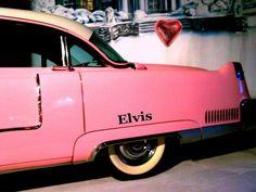 Elvis's Pink Cadillac