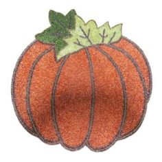 Celebrate+Fall+Together+Beaded+Pumpkin+Placemat