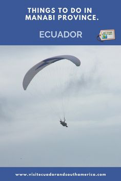 This is a province that offers visitors and locals warm beaches, tasty food, and more. If you are traveling in Ecuador, make sure to travel to Manabi. #traveltips #traveling #traveltipsandtricks #beach Ecuador, Stuff To Do, Things To Do, Just Dream, Plan Your Trip, South America, Beaches, Travel Tips, Coastal