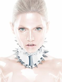 In The Edge: Fashion Editorial by Cristian Girotto & David Benoliel
