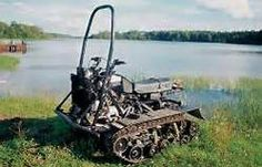 Homemade Tracked Vehicle - Bing Images
