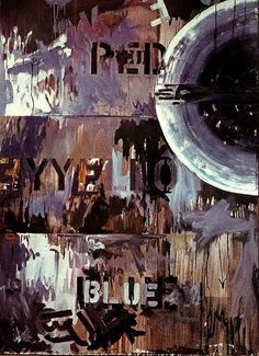 Jasper Johns, Periscope (Hart Crane), 1963 on ArtStack #jasper-johns-1 #art