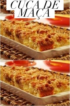 How about learning how to make an apple pie? This candy is very simple to prepare and is sure to be Summer Dessert Recipes, Delicious Desserts, Fat Foods, Light Recipes, Tasty Dishes, Food Inspiration, Cake Recipes, Good Food, Food And Drink