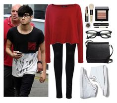 """Having a walk with Zayn"" by dannylanne ❤ liked on Polyvore featuring ONLY, Crea Concept, Keds, Brooks Brothers, Bobbi Brown Cosmetics, OneDirection, converse, zaynmalik, onedirectionoutfits and onedirectiongirlfriends"
