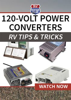 The power converter is an essential component in an RV's electrical system. Check out this article for some helpful tips when shopping for a converter. Solar Car, Diy Solar, Rv Clubs, Rv Upgrades, Cargo Trailer Conversion, Solar Panel System, Solar Panels, Boat Projects, Rv Campers