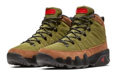 3a0dcff46d940e How Do You Like The Air Jordan 9 Boot Beef and Broccoli