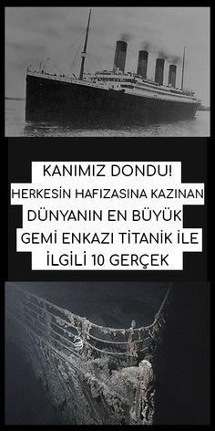 Titanik'in trajik sonu bugün bile tam anlayamadığımız, dehşet verici ve gizemli bir olay. O korkunç geceyle ilgili bütün bilgiye sahipmişiz gibi görünse de Titanik ile ilgili yeni keşifler yapılmaya devam ediliyor. İşte Titanik ile ilgili 10 tüyler ürpetici gerçek.
