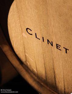 Barrels at Château Clinet, October 2015 Bordeaux Wine, Barrels, Bottles, October, Barrel, Bordeaux